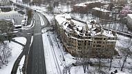 Rīgas domes Pilsētas īpašuma komiteja lems par Kalnciema ielas grausta piespiedu sakārtošanu