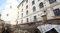 Rīgas pils atjaunošanas padome nolemj veikt konservācijas darbus pils vēsturisko liecību saglabāšanai