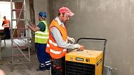 SPKC par gandrīz 80 000 eiro veiks telpu remontu un zibens aizsardzības izbūvi