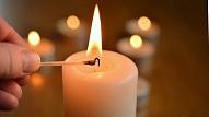 Sveču dedzināšana: 6 tipiskas kļūdas, kas var izraisīt ugunsgrēku