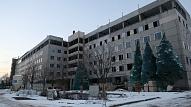 """""""SWH Biroju centra"""" pārbūvē pabeigti apjomīgākie darbi jaunbūvējamai ēkai"""