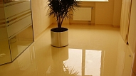 Uzlejamās grīdas ieklāšanas principi