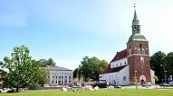 Valmierā atjaunos Sv.Sīmaņa baznīcas torņa iekštelpas