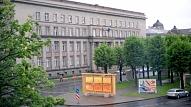 VNĪ izsludina konkursu projektēšanas darbiem energoefektivitātes celšanai Ministru kabineta ēku kompleksam