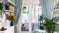 10 balkona funkcijas: Kā tās apvienot pāris kvadrātmetros?