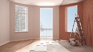 5 biežākās kļūdas, veicot sienas apdari