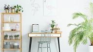 5 neparastas idejas kompaktai darba vietai mājās