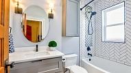 7 lietas, kas var bojāt vannas istabas interjeru
