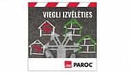 Atjaunots PAROC elastīgo izstrādājumu piedāvājums