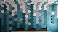 Dizaina iespējas ar CEWOOD griestu un sienu apdares plātnēm