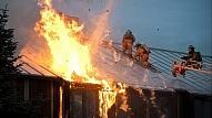 """Eksperts: Ēku un resursu vērtība aug, bet ugunsdrošība – tikai """"ķeksītim"""""""