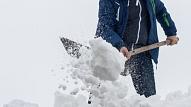 Februārī Rīgāuzsākti vairāk nekā 300 administratīvā pārkāpuma procesi saistībā ar nenotīrītu sniegu