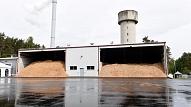 Ieguldot 2,5 miljonus eiro, modernizē katlumāju Talsos