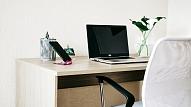 Kā iekārtot darba stūrīti mājās? Noderīgi padomi un 5 oriģinālas idejas