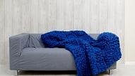 Kā izgatavot dīvāna pārvalku paša rokām?