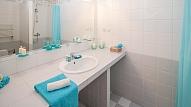 Kā uzlabot ventilāciju vannas istabā, ja tajā nav loga?