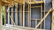 Kādu siltinājumu izvēlēties koka karkasa mājai?