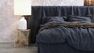 Ko ņemt vērā, izvēloties gultas veļu? Iesaka interjera dizainers