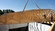 Koka karkasa ēku priekšrocības un bezgalīgās iespējas