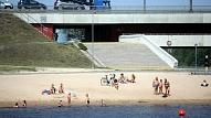 """Mārupes pludmales sporta centrā """"Ruukki"""" investēti divi miljoni eiro"""