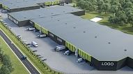 """Nekustamo īpašumu attīstītājs """"Piche"""" pie lidostas būvēs industriālo parku """"Green Park"""""""