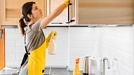 Pārdomāta pavasara tīrīšana tavai virtuvei: Iesaka speciāliste