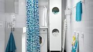 Pavasara tīrīšana: Idejas funkcionālai veļas zonai
