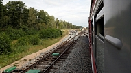 """""""Rail Baltica"""" trasē atļaus derīgo izrakteņu ieguvi"""