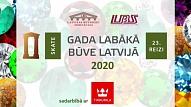 """Skates """"Gada labākā būve Latvijā 2020"""" rezultāti paziņoti (FOTO)"""