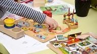 Dzimtmisas bērnudārza bērni pēc uzlabojumu veikšanas ēkā turpinās mācības muižas kalpu mājā