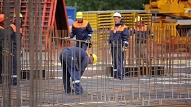 Igaunijā būvniecības cenas pirmajā ceturksnī bijušas par 0,7% lielākas nekā pirms gada