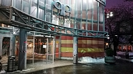 """Jelgavas tirdzniecības centra """"Pilsētas pasāža"""" pilošais jumts esot salabots"""