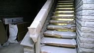 Par 348 085 eiro pārbūves Ogres novada Kultūras nama kāpnes