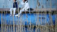 Kuldīgas novada Vilgāles ezerā par 19 500 eiro izbūvēta jauna laipa