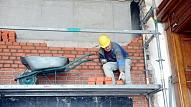 Septiņās Liepājas vēsturiskā centra ēkās sākti restaurācijas darbi