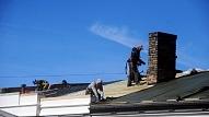 Mācību gada sākumā vēl tiks labots Aizkraukles novada vidusskolas ēkas vēja nopostītais jumts