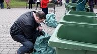 Liepājā sadalīs 21 546 eiro atkritumu savākšanas punktu izveidei māju pagalmos