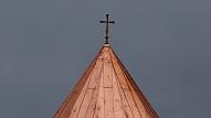 Par 38 000 eiro atjaunos Kaunatas baznīcas jumtu