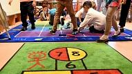 Ventspils bērnudārzos atklās atjaunotu sporta zāli un jaunu grupiņu