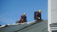 """Malnavas koledžas izglītības īstenošanas vietā """"Višķi"""" par 107 000 eiro atjaunots mācību korpusa jumts un ieejas mezgls"""