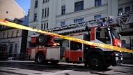 Būvvalde: Sprādzienā izpostītā ēka Brīvības ielā Valmierā nerada draudus apkārtējiem