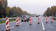 Sāk atjaunot pārvadu uz Daugavpils šosejas pie Pļaviņām