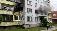 Apdrošinātājs: Latvijā 77% iedzīvotāju satrauc iespējami uguns postījumi mājoklī