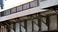 Sāk remontēt tiltu pār Tirzas upi uz autoceļa Smiltene-Velēna-Gulbene