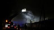 Valdība kompensēs izdevumus 13 320 eiro apmērā par ugunsgrēkā Siguldā cietušas dzīvojamās mājas jumta remontu