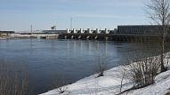 Rotācijas aplī uz Rīgas apvedceļa pie Rīgas HES mainīs ceļa segumu