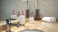 8 oriģināli aksesuāri vannas istabai