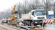 """""""Rīgas siltums"""" veiks rekonstrukcijas darbus Brīvības ielā; būs apgrūtināta autotransporta kustība"""