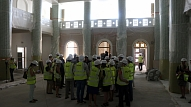 Neplānotu darbu dēļ VEF kultūras pils rekonstrukcijas izmaksas pieaugs līdz 12,1 miljonam eiro