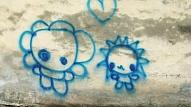 Pret grafiti ar antigrafiti
